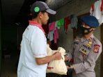Dilaporkan Oleh Warga, Brimob Polda Jabar Sambangi 2 Orang Guru Ngaji