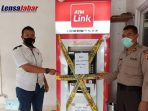 Ganjal ATM, Kapolsek Cileungsi