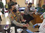 HUT Bhayangkara, Polres bogor, Donor darah