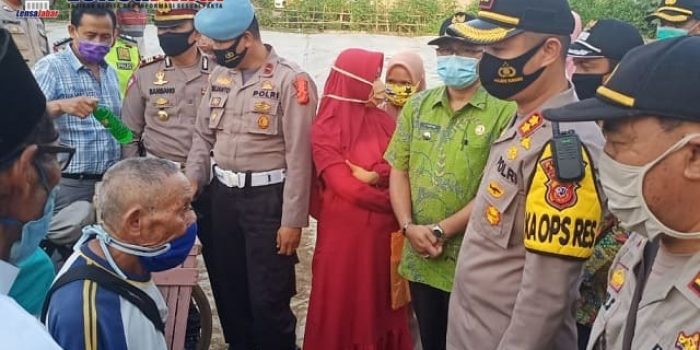 Berita Viral kakek DiHipnotis, Kapolres Subang, Polres Subang
