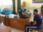 Kecamatan Tamansari Kabupaten Bogor Gelar Vaksinasi Tahap Tiga