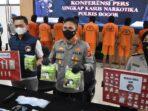 Polres Bogor ungkap 7 kasus penyalahgunaan narkotika