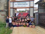 Akabri 99 berikan bantuan bagi masyarakat